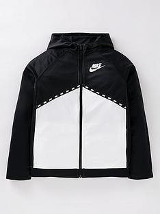 nike-older-boys-poly-full-zip-hoodie-black