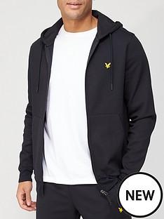 lyle-scott-fitness-full-zip-tech-fleece-hoodie-black