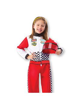 Very Race Driver Costume Picture