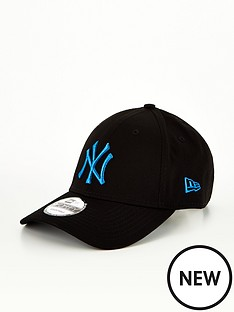 new-era-9forty-new-york-yankees-cap-blackblue
