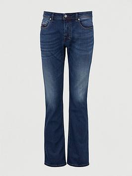 Diesel Diesel Zatiny Bootcut Fit Jeans - Vintage Wash Picture