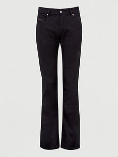 diesel-zatiny-bootcut-fit-jeans-black