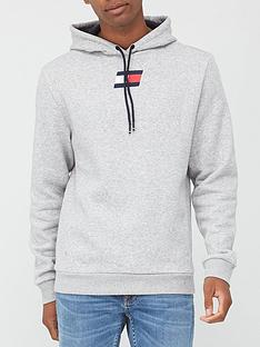 tommy-sport-flag-fleece-hoodie-grey