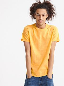 Superdry Superdry Orange Label Vintage Embroidered Crew Neck T-Shirt -  ... Picture