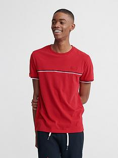 superdry-orange-label-rib-t-shirt-red