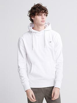 Superdry Superdry Collective Urban Hoodie - White Picture