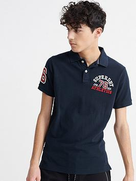 superdry-classic-superstate-polo-top-navy