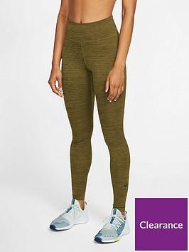 nike-the-one-legging-olivenbsp