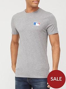 new-era-new-era-mlb-logo-t-shirt-grey