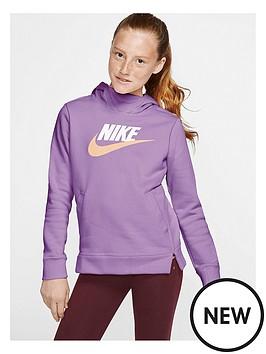 nike-older-girls-pullover-violet
