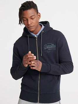 superdry-vl-tonal-injection-zip-hoodie-navy