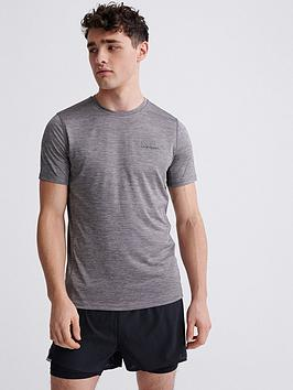 Superdry Superdry Training T-Shirt - Grey Picture