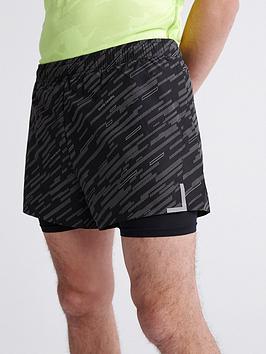 superdry-training-lightweight-shorts-black