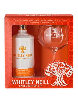 Whitley Neill Whitley Neill Blood Orange Gift Pack 70Cl Picture