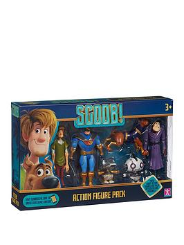 Scooby-Doo Scooby-Doo Scooby Doo Action Figure Multi Pack Picture