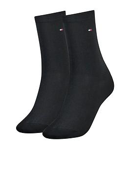 Tommy Hilfiger   Casual Sock 2-Pack - Navy