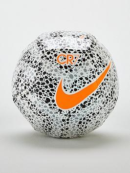 nike-youth-cr7-strike-mini-football-whiteblack