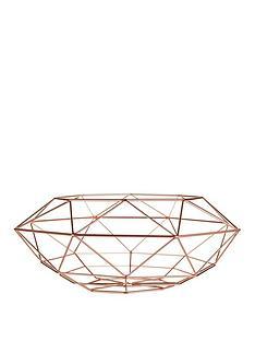 premier-housewares-iron-wire-vertex-fruit-basket-ndash-copper