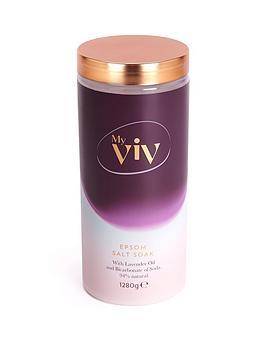 Ann Summers   My Viv Epsom Salts Lavender