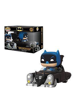 Pop! Pop! Pop Rides Batman 80Th 1950 Batmobile Picture