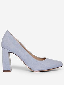 Dorothy Perkins Dorothy Perkins Dorothy Perkins Wide Fit Diana Court Shoes  ... Picture