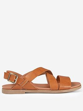 Dorothy Perkins Dorothy Perkins Dorothy Perkins Wide Fit Sandals - Tan Picture