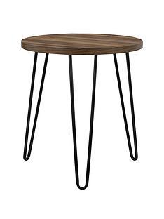 owen-round-side-tablenbsp-nbspwalnut-effect