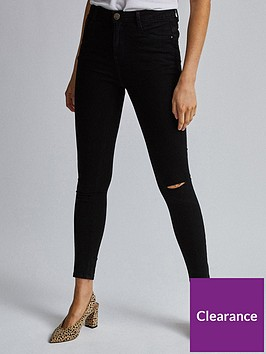 dorothy-perkins-shape-and-lift-ripped-skinny-jeans-black