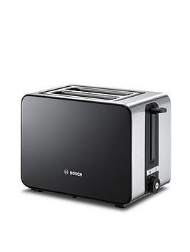 Bosch   Tat7203Gb Sky Toaster - Black