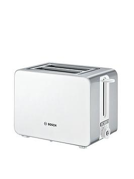 Bosch   Tat7201Gb Sky Toaster - White