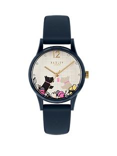 radley-ry2983-say-it-with-flowers-dial-navy-silicone-strap-ladies-watch