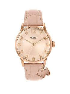radley-ry2872-blush-sunray-dial-with-charmnbspand-leather-strap-ladies-watch