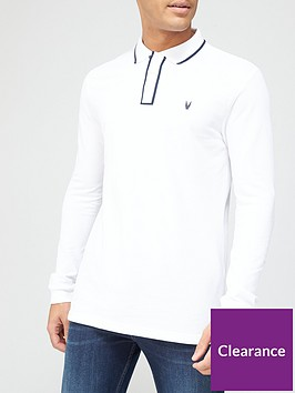 very-man-placket-tipped-pique-long-sleeve-polo-white