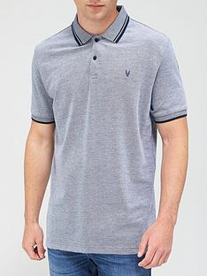 very-man-essentialsnbsppique-polo-shirt-navy