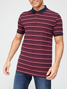 very-man-stripe-pique-polo-shirt-multi