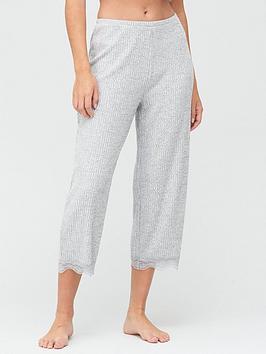 v-by-very-mix-and-matchnbsplace-trim-rib-pyjama-34-trousernbsp--grey