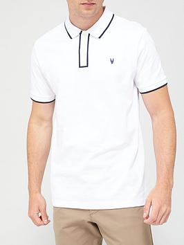 very-man-placket-tipped-jersey-polo-white