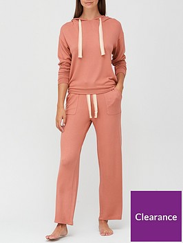 v-by-very-premium-lurex-trim-lounge-set-pink