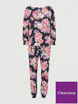 v-by-very-off-the-shoulder-printed-pyjamas-floral