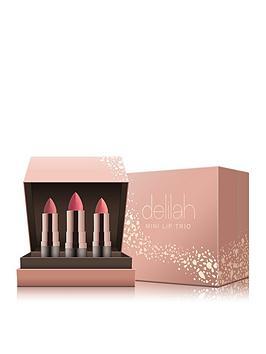 Delilah Delilah Mini Lipstick Trio Picture