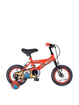 Concept Concept Concept Cybot Boys 9 Inch Frame 16 Inch Wheel Bike Red Picture