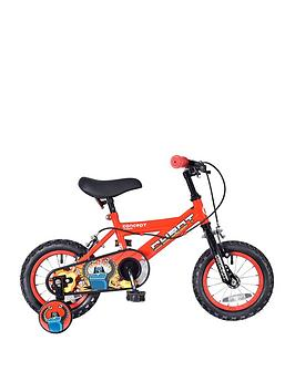 Concept Concept Concept Cybot Boys 7 Inch Frame 12 Inch Wheel Bike Red Picture