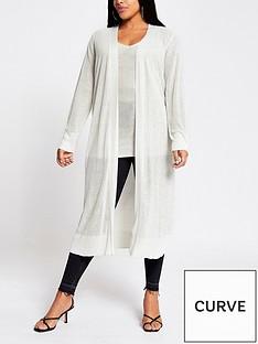ri-plus-embellished-lightweight-cardigan-silver
