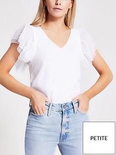 ri-petite-ruffle-jersey-top-white