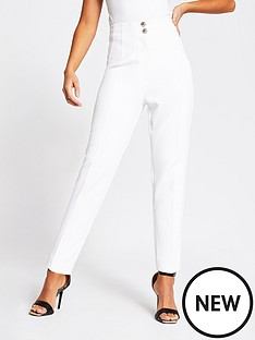 river-island-cigarette-trouser-white