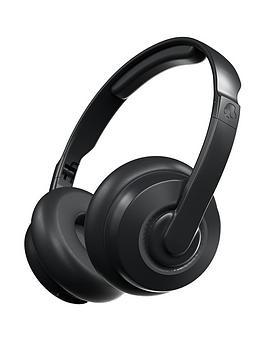 Skullcandy Skullcandy Cassette Wireless On-Ear Headphones - Black Picture