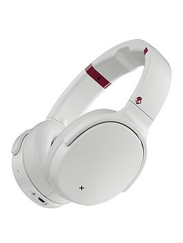 Skullcandy  Venue Wireless Over-Ear Headphones With Active Noise Cancellation - Vice/Grey/Crimson