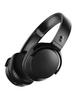 Skullcandy Skullcandy Riff Wireless On-Ear Headphones - Black Picture