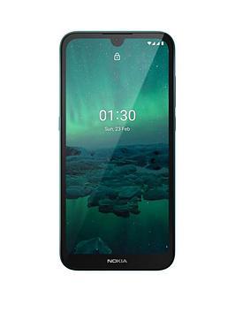 Nokia Nokia 1.3, 16Gb - Cyan Picture