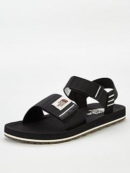 The North Face The North Face Skeena Sandal - Black/White Picture